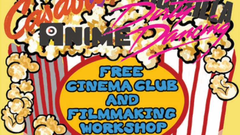 Clapham Film Unit ran a free cinema club and film making workshops at Renton Close Community Centre.